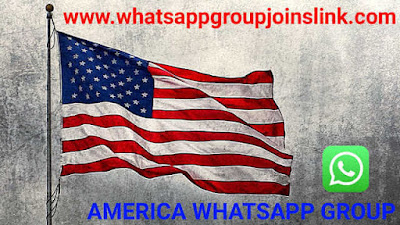Join America Whatsapp Groups: Join 100+ America Whatsapp Group Joins Link