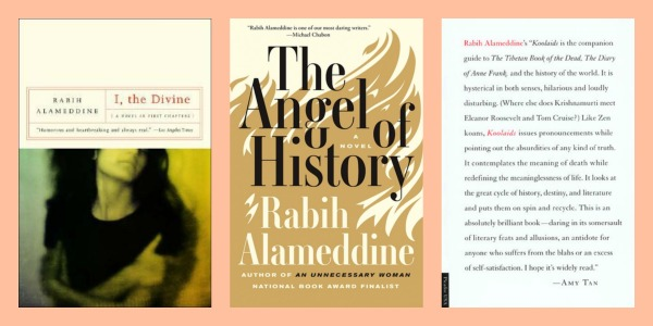 I, the Divine, The Angel of History, and KOOL-AIDS by Rabih Alameddine