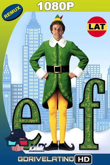Elf, El Duende (2003) BDRemux 1080p Latino-Ingles MKV