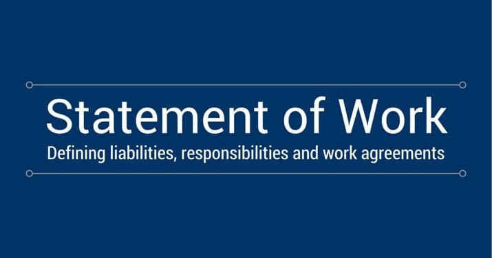 What is Statement of Work (SOW)