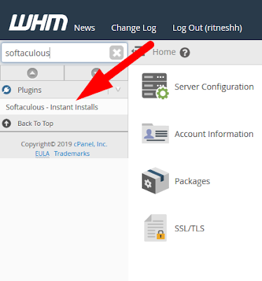 How to create a Softaculous plan via WHM reseller to limit features| cheap linux hosting