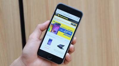 Mua IPhone 6 Quốc tế Cũ giá rẻ