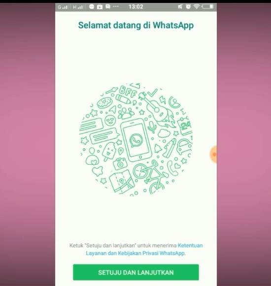 Download Tema Whatsapp Lucu, Anime dan Transparan 4