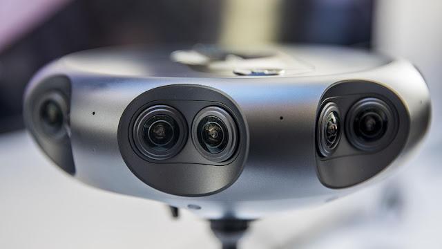 Samsung 360 Round ; Samsung 360 Round Camera ; Samsung 360 Gear