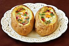 وصفة أكلة الكومبير Kumpir البطاطس المشويه على الطريقة التركيه بالسوسيس والجبن