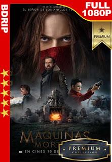 Máquinas Mortales (2018) [1080p BDrip] [Latino-Inglés] [GoogleDrive]