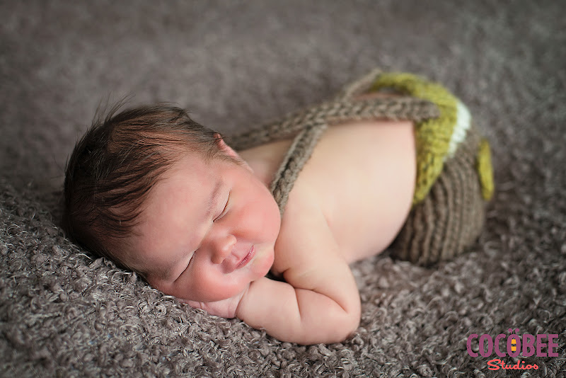 Farmer Outfit for newborn session
