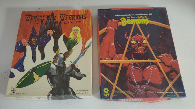 Warlocks & Warriors & Demons