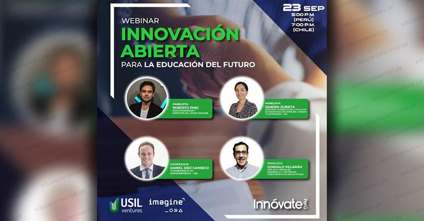 USIL lanza el primer programa de innovación abierta