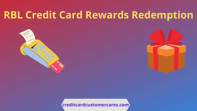 RBL Credit Card Rewards