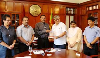 Thiagarajar School of Management, Madurai and University of Peradeniya, Sri Lanka in strategic venture.