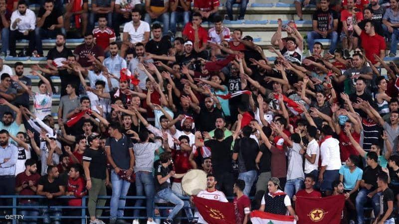 الرياضة فى لبنان