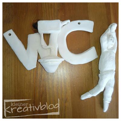 www.kleiner-kreativblog.de WC-Schild aus Ton