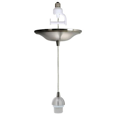 recessed light pendant converter