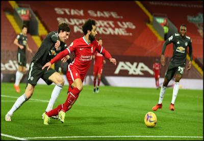 Liverpool vs Manchester United 2021
