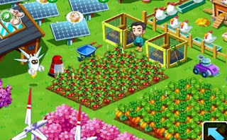Game berkebun