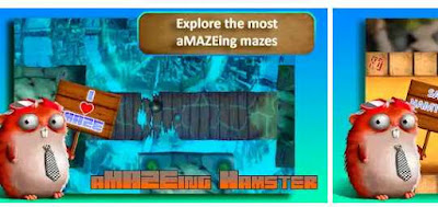 Game Mazeing Hamster : A Roll Ball Adventure