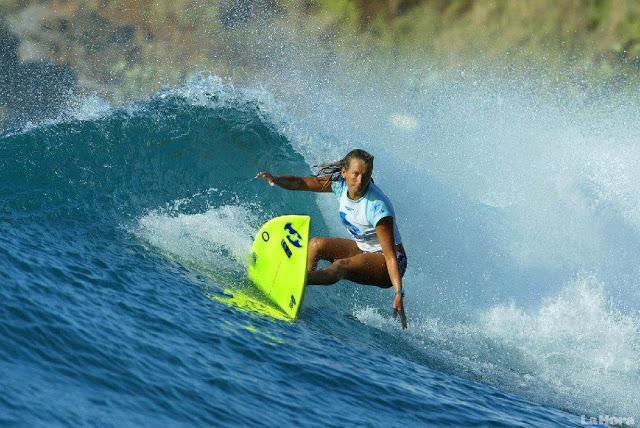 surfear en Ecuador