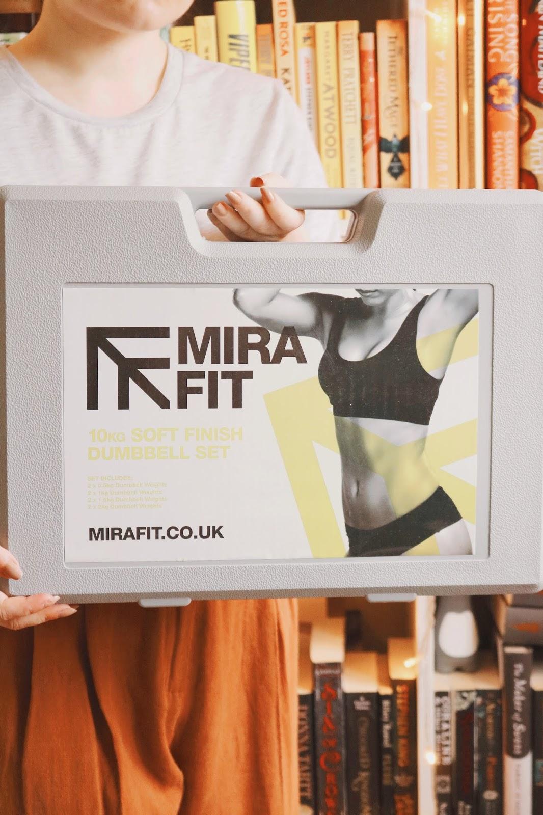 Mirafit Dumbbell Set