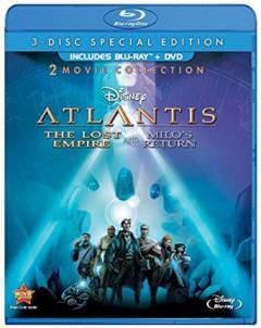 Atlantis Milos Return (2003) 720p 500MB Blu-Ray Hindi Dubbed Dual Audio [Hindi – English] MKV