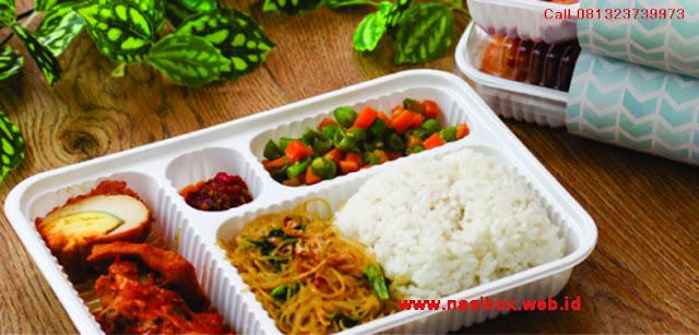 Nasi box sederhana ciwidey