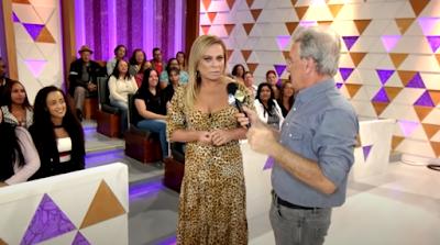Christina e Otávio (Divulgação/SBT)