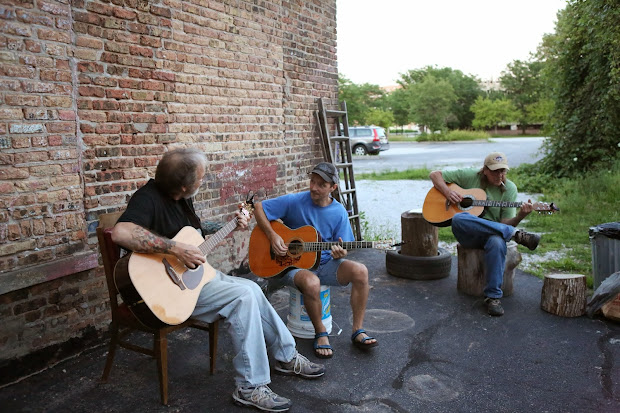 Nw Indiana And Paul Henry' Art 200th Jam
