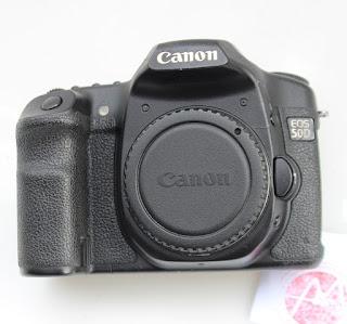 BO - Canon EOS 50D Second
