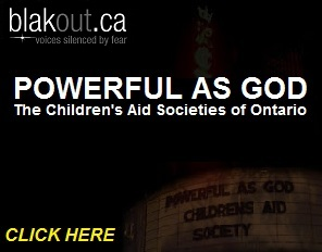 POWERFUL AS GOD - The Children's Aid Societies of Ontario