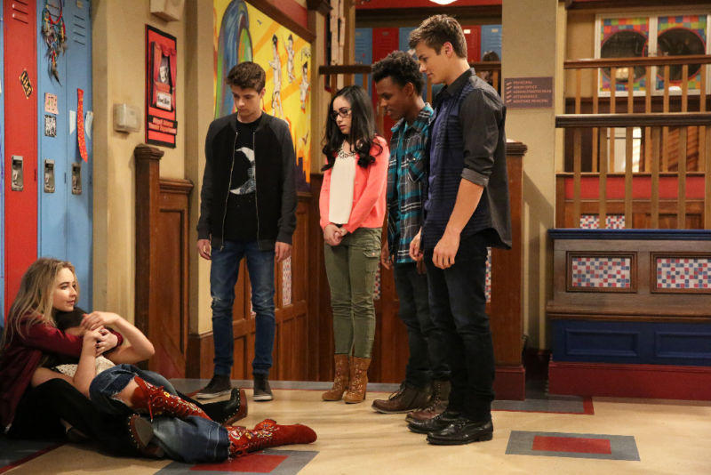 Girl Meets World - Girl Meets She Don't Like Me - Review