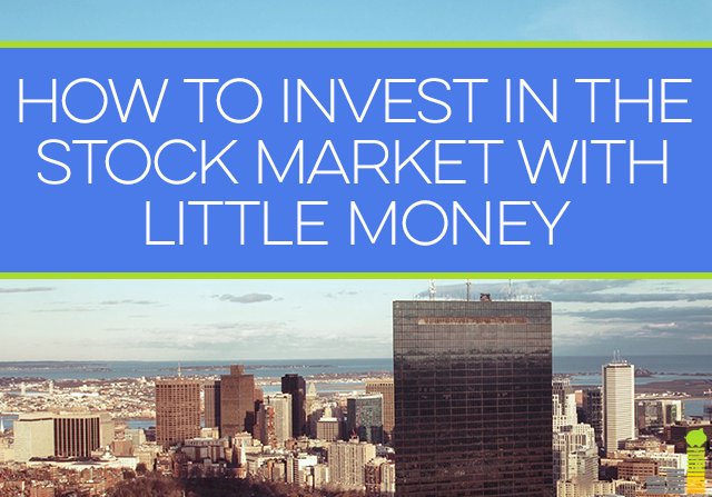 How to Invest in the Stock Market Online With Little Money – for Beginners