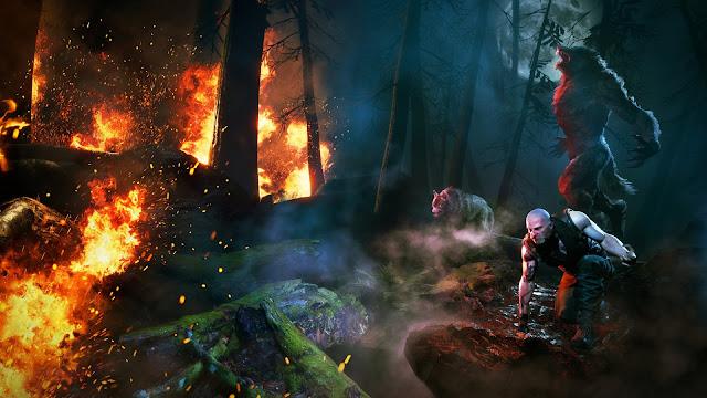 Werewolf the apocalypse_transformaciones