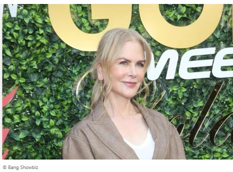 Nicole Kidman feels 'more secure' in her identity Nicole Kidman has felt