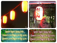 Lampion Kapsul (Jepang)