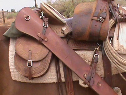 Functional Horsemanship Rifle Scabbard Question And Tips