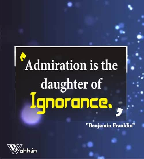 Benjamin-Franklin-ignorance-quotes