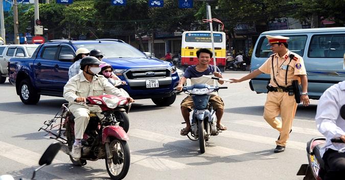 Sở GTVT sẽ thực hiện thu hồi xe cũ nát, tiến tới cấm hẳn xe máy một số khu vực nội đô
