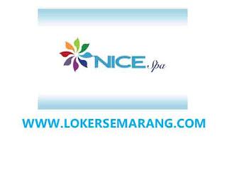 Loker Semarang Asisten Manager, Terapis dan Mekanik di Nice Spa - Portal  Info Lowongan Kerja di Semarang Jawa Tengah Terbaru 2020
