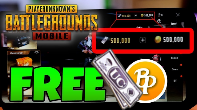 Unlimited Unknown Cash (UC) & Battle Point (BP)