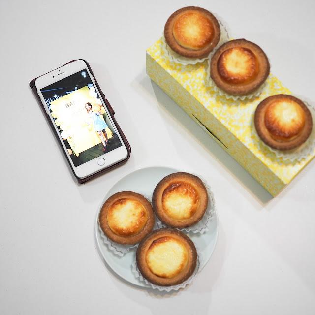 bake cheese tart hokkaido review