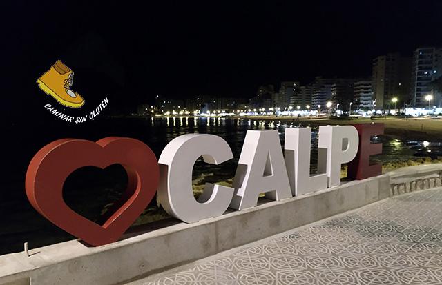 CARTEL DE LOVE CALPE
