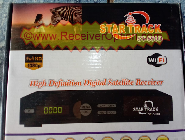 STAR TRACK ST-550D 1506TV BOARD TYPE NEW SOFTWARE