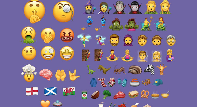 unicode-10 Unicode 10 Introduced With 56 New Emojis, Together with Bitcoin Image News