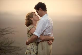 Andrew Garfield e Claire Foy