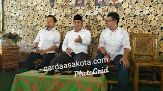 Ngaku Dapat 'Restu' Gubernur NTB, AKA Serius Daftar Balon Walikota Mataram