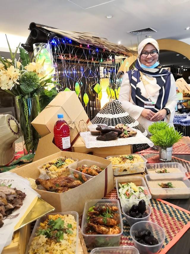 Sedapnya Makan   Indahnya Ramadan di Grand Paragon Hotel Johor Bharu