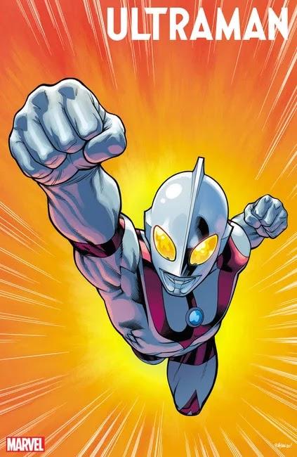 Ultraman Bergabung di Serial Komik Marvel Tahun Ini