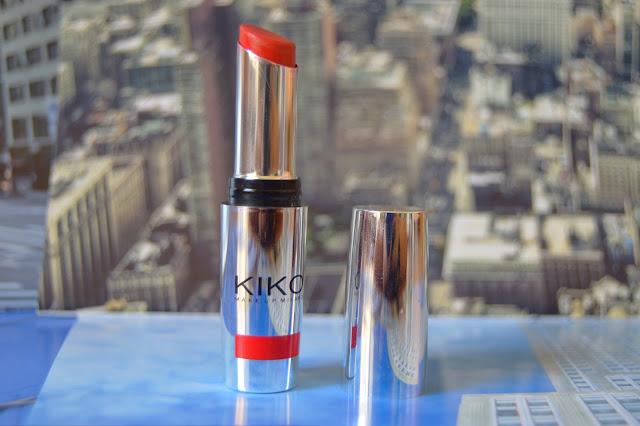 Review | El rojo perfecto: Labial Unlimited Stylo de Kiko Cosmetics