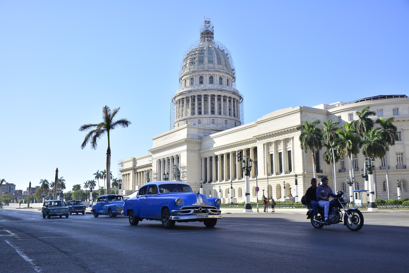 Karaiby Kuba Havana
