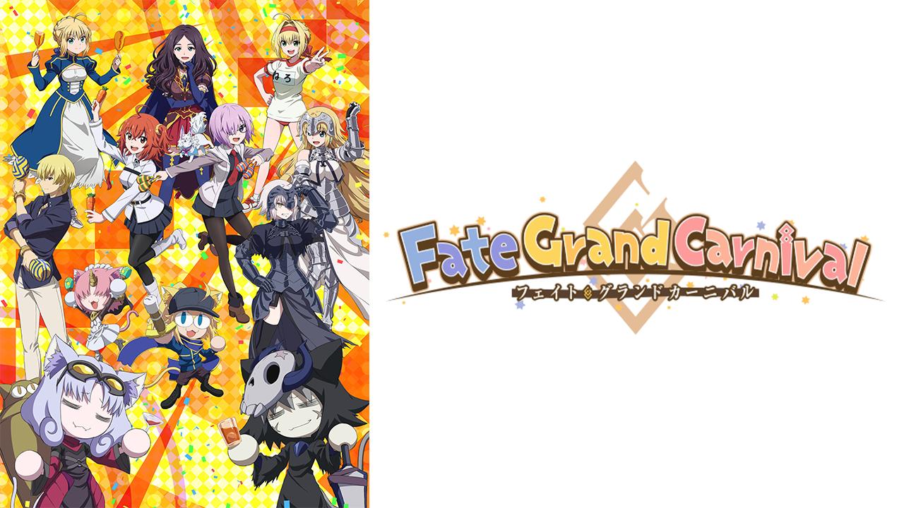 Fate/Grand Carnival Sub Español HD